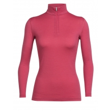 Women's Oasis LS Half Zip by Icebreaker in San Jose Ca