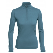 Women's Oasis LS Half Zip by Icebreaker in Abbotsford Bc
