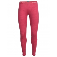Women's Oasis Leggings by Icebreaker in Cold Lake Ab