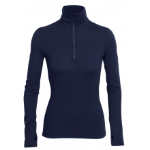 Women's Tech Top Long Sleeve Half Zip by Icebreaker