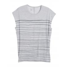 Women's Aria Tunic Line Print