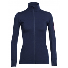 Women's Terra LS Zip by Icebreaker in Terrace Bc
