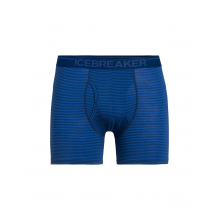 Mens Anatomica Boxers w Fly by Icebreaker
