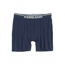 Men's Anatomica Boxers w Fly by Icebreaker