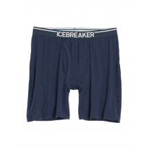 Men's Anatomica Long Boxer w Fly by Icebreaker