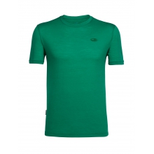 Mens Tech Lite Short Sleeve Crewe by Icebreaker in Canmore Ab