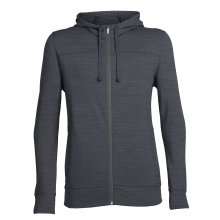 Men's Shifter LS Zip Hood by Icebreaker
