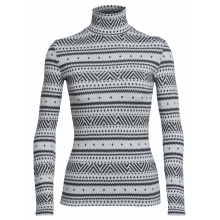 Women's Vertex LS Turtleneck Icon Fairisle