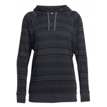 Women's Meadow LS Hood by Icebreaker