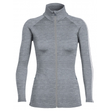 Women's Affinity LS Zip by Icebreaker