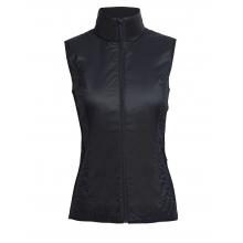 Women's Helix Vest by Icebreaker in Arcadia Ca
