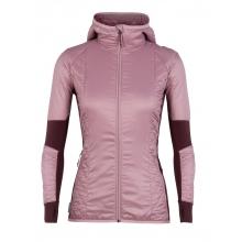 Women's Helix LS Zip Hood