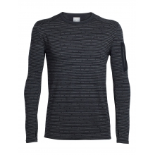 Men's Apex LS Crewe Toothstripe