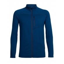 Men's Mt Elliot LS Zip by Icebreaker in Glenwood Springs CO