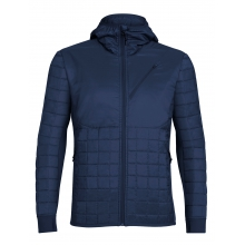 Men's Helix LS Zip Hood