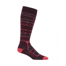 Women's Ski+ Ultra Light OTC Icon Fairisle by Icebreaker in Penticton BC