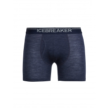 Mens Anatomica Rib Boxers w Fly by Icebreaker