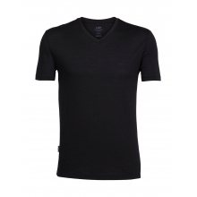 Mens Tech Lite Short Sleeve V by Icebreaker