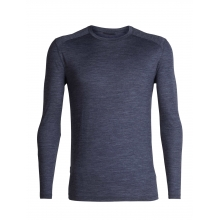 Men's Sphere LS Crewe by Icebreaker in Terrace Bc
