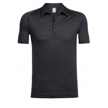 Men's Sphere SS Polo by Icebreaker in Cold Lake Ab