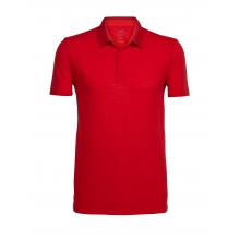 Mens Intrepid Short Sleeve Polo by Icebreaker in Dublin Ca