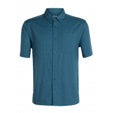 Mens Compass SS Shirt by Icebreaker in Vernon Bc