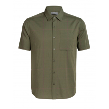 Mens Compass SS Shirt by Icebreaker in Medicine Hat Ab