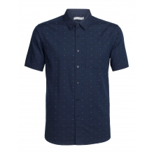 Men's Compass SS Shirt by Icebreaker in Bentonville Ar