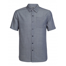 Men's Compass SS Shirt by Icebreaker in New Denver Bc