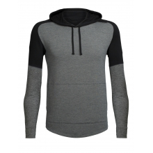 Mens Momentum LS Hood by Icebreaker in Squamish Bc
