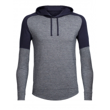 Mens Momentum LS Hood by Icebreaker in Nanaimo Bc