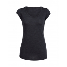 Womens Spheria Short Sleeve Scoop by Icebreaker