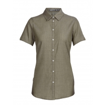 Womens Kala Short Sleeve Shirt by Icebreaker