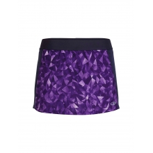 Womens Comet Skort Lattice Sky by Icebreaker
