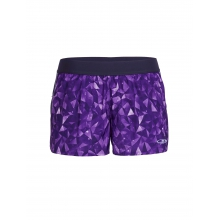 Womens Comet Shorts Lattice Sky by Icebreaker