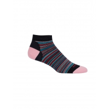 Womens Lifestyle Ultra Light Low Cut Multi-Mini Stripe