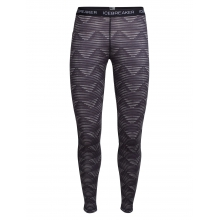 Women's Oasis Leggings Diamond Line by Icebreaker in Edmonton Ab