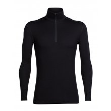 Men's Tech Top LS Half Zip by Icebreaker in Glenwood Springs CO