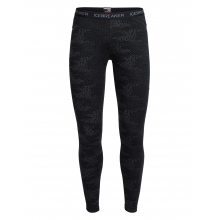 Women's Vertex Leggings Flurry by Icebreaker in Lethbridge Ab
