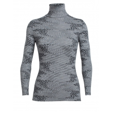Women's Vertex LS Turtleneck Flurry