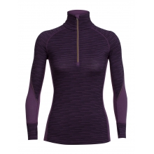 Women's Winter Zone LS Half Zip Couloir by Icebreaker in Bentonville Ar