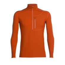 Men's Descender LS Half Zip