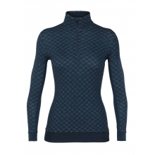 Women's Affinity Thermo LS Half Zip by Icebreaker in Glenwood Springs CO