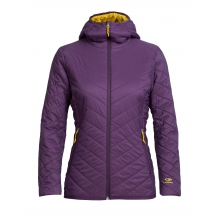 Women's Hyperia Hooded Jacket by Icebreaker