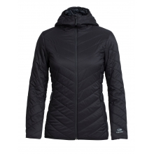 Women's Hyperia Hooded Jacket by Icebreaker in Victoria Bc