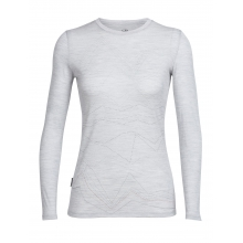Women's Tech Lite LS Crewe Mtn Threads by Icebreaker in Prescott Az