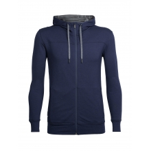 Men's Shifter LS Zip Hood