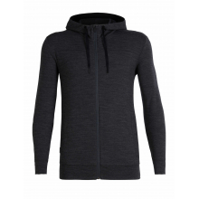 Mens Shifter LS Zip Hood by Icebreaker in Vancouver Bc