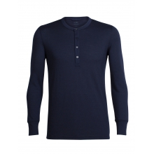 Men's Trailhead LS Henley by Icebreaker in Revelstoke BC