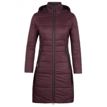 Women's Stratus X 3Q Hooded Jacket by Icebreaker in Cranbrook Bc